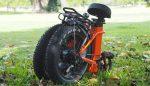 bici electrica plegable