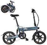 elegir bicicleta electrica y plegable