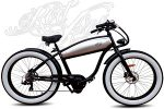 mejor bicicleta electrica custom