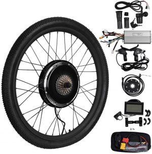instalar kit electrico bicicleta