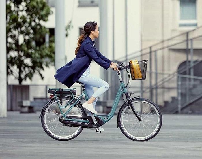 bici electrica de ciudad