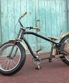 bici electrica custom