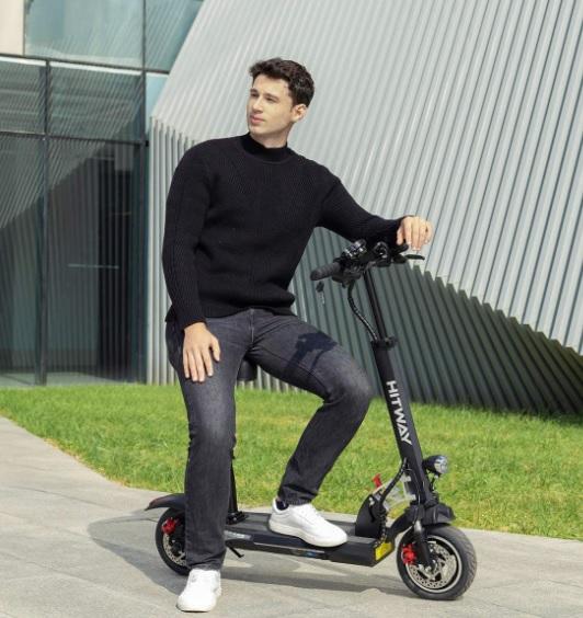 comprar el mejor patinete electrico con asiento