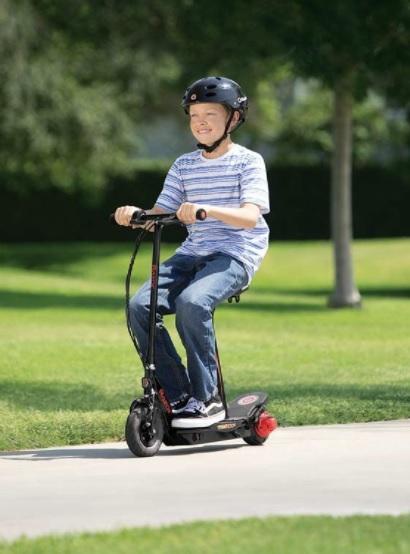 oferta patinete electrico con asiento